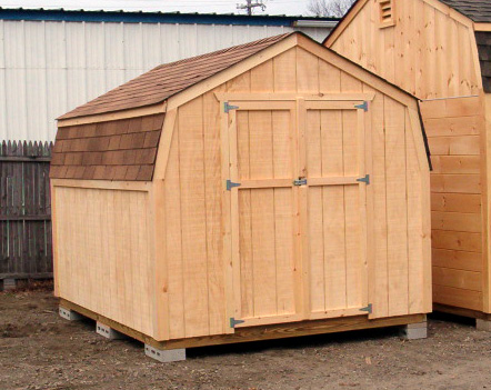 Shed prices for Gambrel barn prices