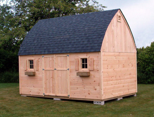 Shed prices for Bow roof shed